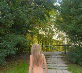 Ness - In The Park - Erotic Beauty 13