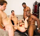 Squirt Queen's Sloppy IR Gang Bang - Evil Angel 9