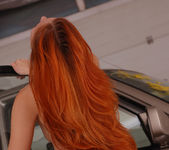 Alyssa F - Orange Hair 2 - Erotic Beauty 5