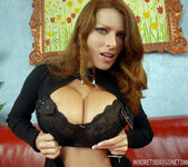 Goldie Blair in Buckled Up Big Tit Babe 7