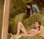 Rosaline Rose, Timea Bella - Forage - Viv Thomas 2