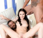 Crystal Greenvelle, Vinny Star - Twice the Shaft - 21Sextury 14