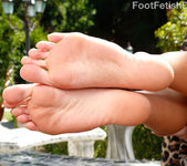 Emma Hix Loves Her Red Toes Licked 2