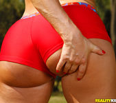 Mirella Mansur - Thick Ass - Mike In Brazil 2