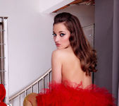 Dani Daniels - Red Tutu - Holly Randall 7