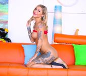 Kleio Valentien - Body Tattooed, Asshole Drilled 14