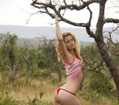 Tofana A - Outdoors Alone - Erotic Beauty 5