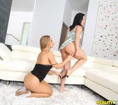 Nicole Aniston & Lea Lexus - Bad Nicole - We Live Together 7
