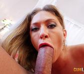 Pleasuring Kagney Linn Karter w/ Black Cock 7