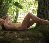 Lilly A - With The Trees - Erotic Beauty 10