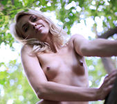 Lilly A - With The Trees - Erotic Beauty 15