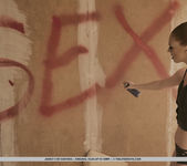 Jennet V - Graffiti Girl 1 - The Life Erotic 3