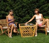 Gina Gerson, Tina Hot - Strip Poker - ALS Scan 2