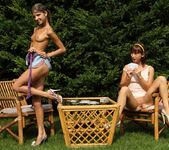 Gina Gerson, Tina Hot - Strip Poker - ALS Scan 5