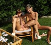 Gina Gerson, Tina Hot - Strip Poker - ALS Scan 8