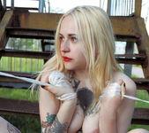 Shirley Manson - Body Art - The Life Erotic 14