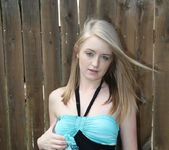 Mandy Roe - White Panties - SpunkyAngels 4