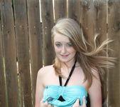 Mandy Roe - White Panties - SpunkyAngels 6
