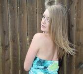 Mandy Roe - White Panties - SpunkyAngels 15
