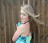 Mandy Roe - White Panties - SpunkyAngels 18