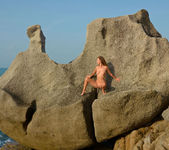Sarka - On The Rocks 1 - Erotic Beauty 4