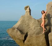 Sarka - On The Rocks 1 - Erotic Beauty 6