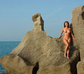 Sarka - On The Rocks 1 - Erotic Beauty 9