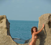 Sarka - On The Rocks 1 - Erotic Beauty 13