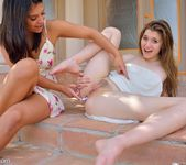 Eva and Violet - Colorful Kinky - FTV Girls 4