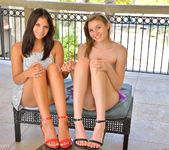 Eva and Violet - Colorful Kinky - FTV Girls 12