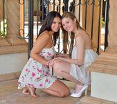 Eva and Violet - After The Wedding - FTV Girls 8