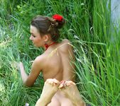 Nida - Sweat Outdoors - Erotic Beauty 16