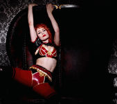 Ulorin Vex - Lotsa Latex - Holly Randall 5