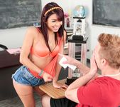 Gina Valentina - Star Athlete Has Its Perks 2