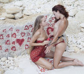 Korica A, Milena D - Heart Theme - Sex Art 3