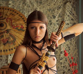 Saju A - Samurai - The Life Erotic 8
