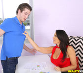 Reagan Foxx - Best In The Biz - Big Tits Boss 6