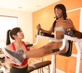 Sarah Banks, Mia Li - A Very Dedicated Trainer 3