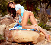 Alyssa Reece - On the Rocks - Holly Randall 13