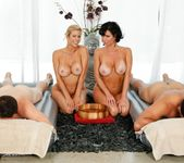Veronica Avluv, Alexis Fawx - Hotel Room Mishap 3