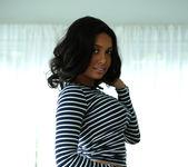 Aaliyah Hadid - The Peeper - Black GFs 2