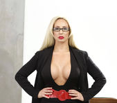 Olivia Fox - Hyped And Horny - Big Tits Boss 9