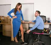 Nikki Capone - Seduced By The Boss's Wife #07 - Devil's Film 3