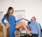 Nikki Capone - Seduced By The Boss's Wife #07 - Devil's Film 4