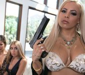 Luna Star, Kat Dior, Adriana Sephora - Extradition: Part One 2