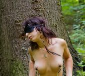 Amy bondage outdoor - We Doki 12