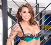 Eva Angelina is back and blacked in the ass 8