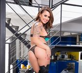 Eva Angelina is back and blacked in the ass 15