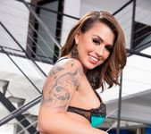 Eva Angelina is back and blacked in the ass 20