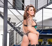 Eva Angelina is back and blacked in the ass 28